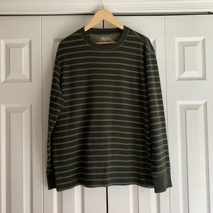 Men's EB Long Sleeve Thermal Shirt - Large